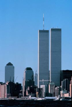 Scientific American Explore When The Twin Towers Fell